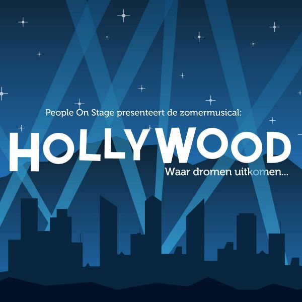 Zomermusical Hollywood